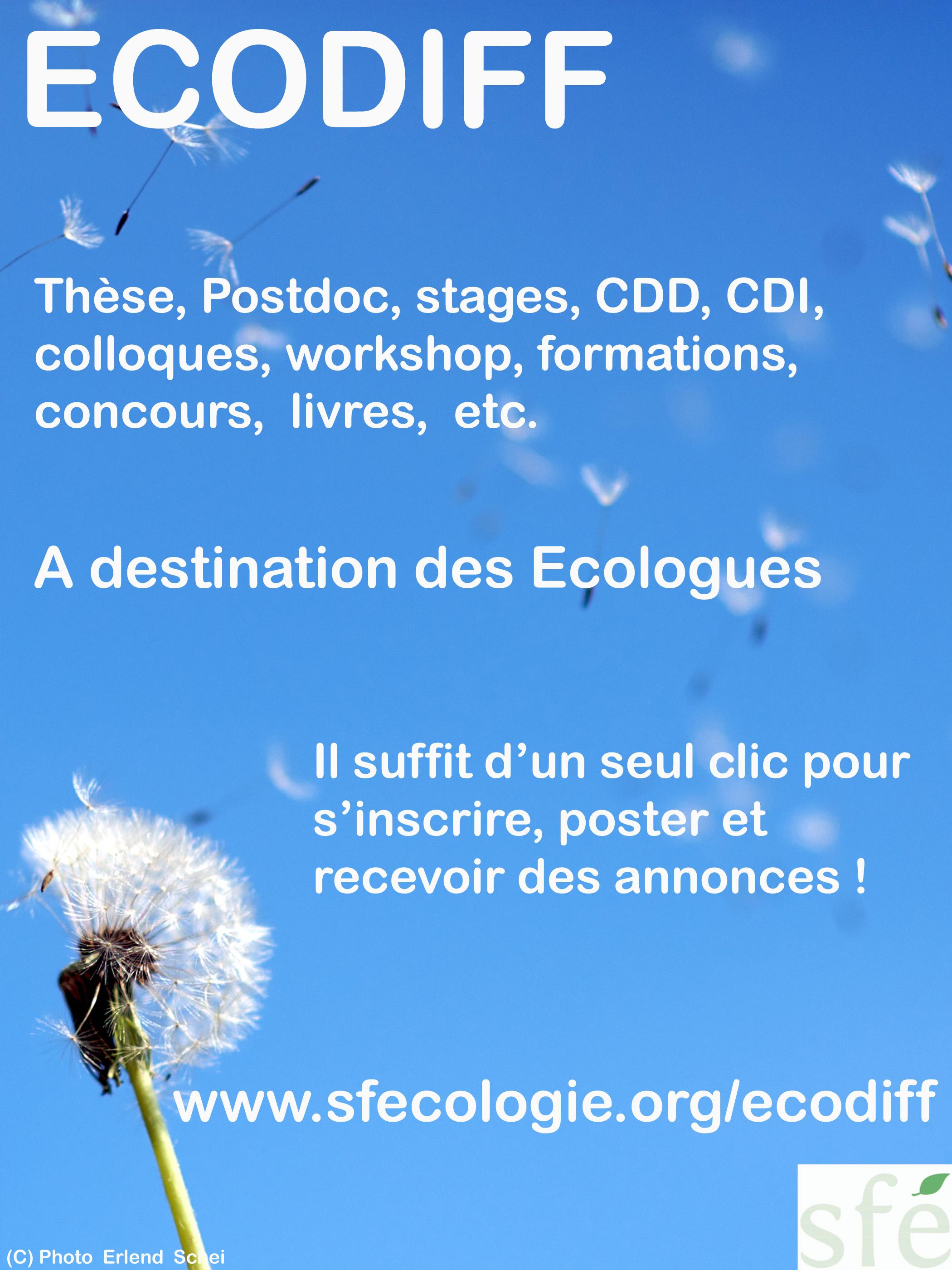 Affiche Ecodiff