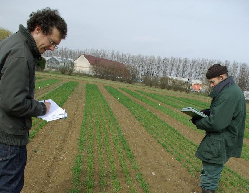 R35 : Agriculture et sciences citoyennes, par B. Storup et C. Neubauer