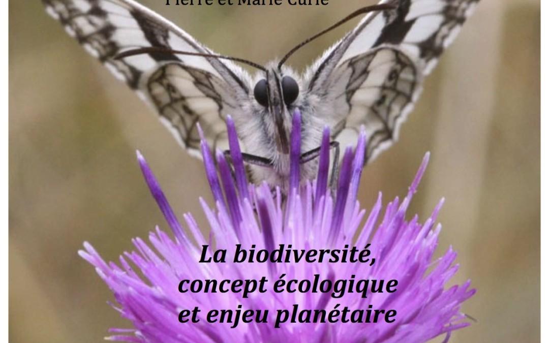 Conférence sur les «Regards et débats sur la biodiversité» – Paris