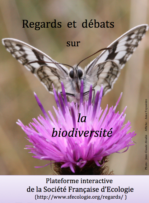 Affiche de la plateforme SFE (Photo : © Jean-Claude Abadie)