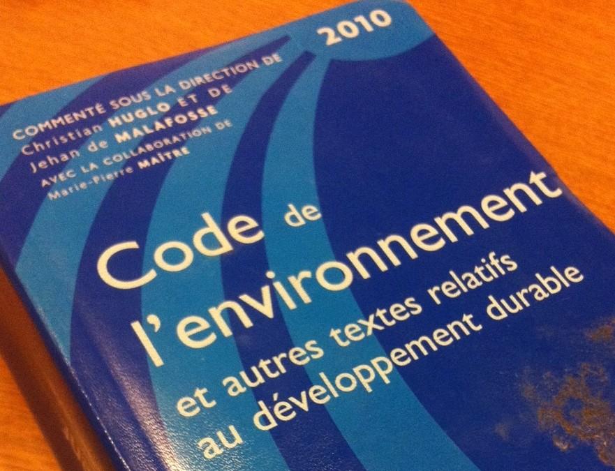 R54 : 2014, année décisive pour le Droit de l'Environnement ? par Louis de Redon