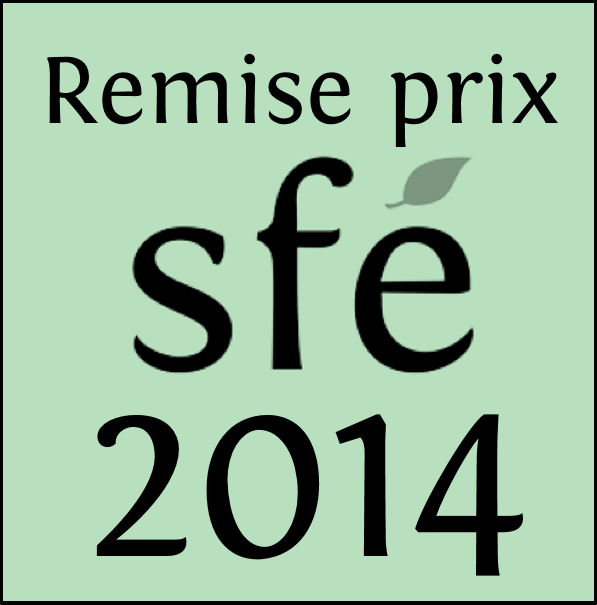 Journée de remise des prix de la SFE – le 6 février 2015 à Paris