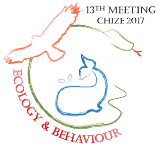 13ÈMES RENCONTRES 'ECOLOGY AND BEHAVIOUR' – 19-23 Juin 2017 – Chizé, France