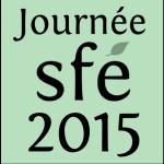 Journée SFE 2015