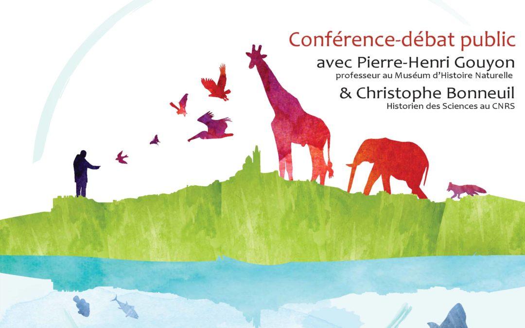 Conférence grand public 'Science et Nature' – Marseille, 26 octobre 2016
