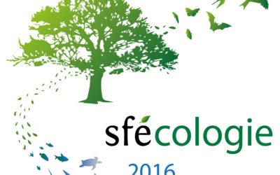 Le programme final de Sfécologie2016 est en ligne!
