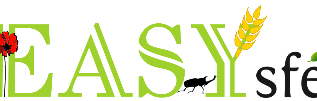 Ecology & Agriculture Summit for Young scientists (EASYs), 22-24 Mars 2017, Chizé (79)