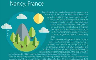 SFE² partenaire de la «Functional Ecology Conference»