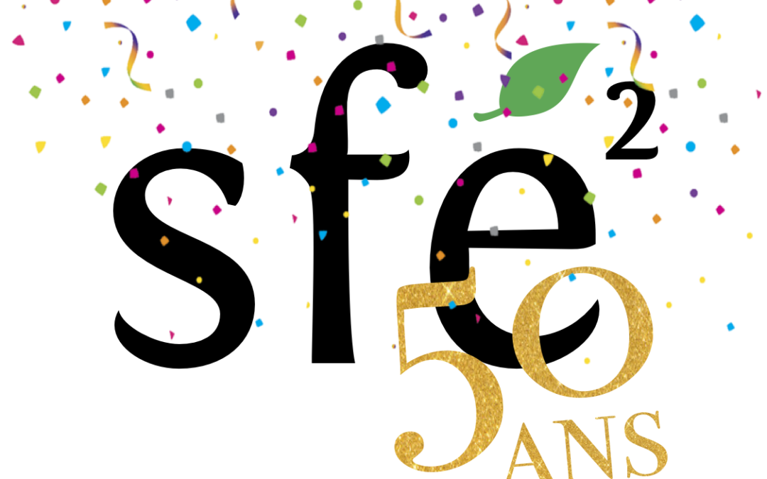 Logo competition 50th anniversary of the SFE2