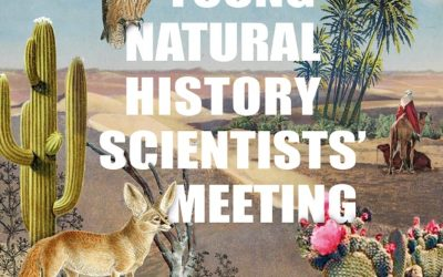 [Save the Date] 6th Young Natural History scientists' Meeting, du 12 au 16 Mars 2019, Paris