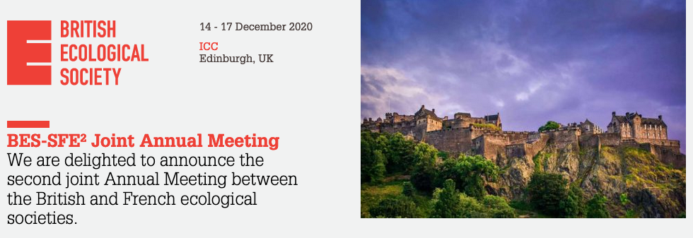Joint BES-SFE Meeting, 14-17 December 2020, Edinburgh, UK