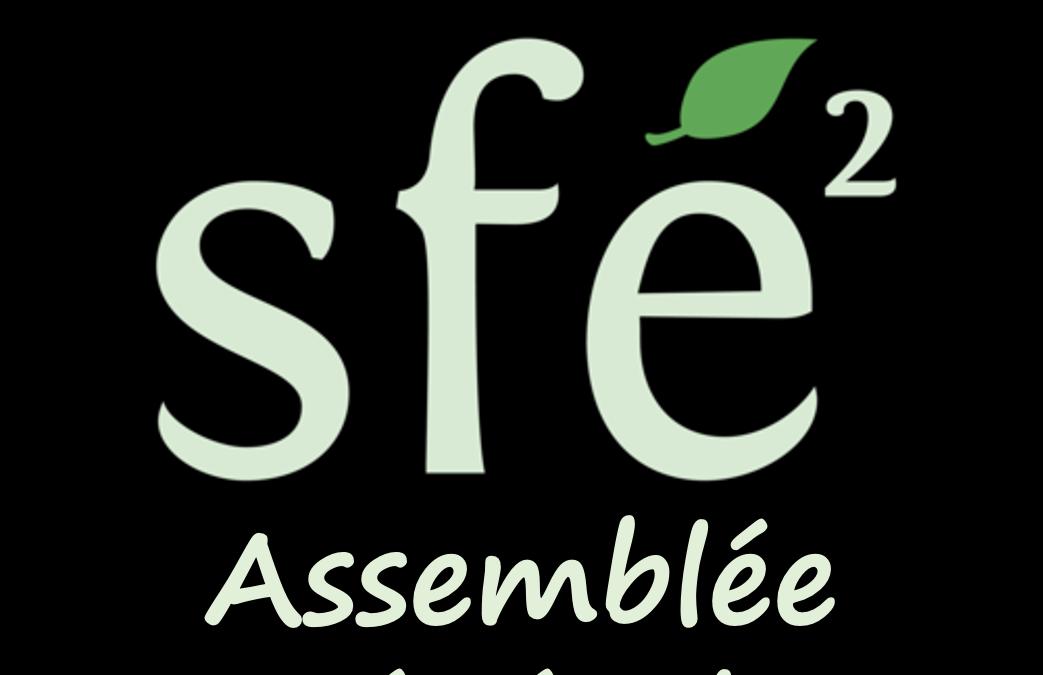 Assemblée Générale 2021 – 26 Janvier